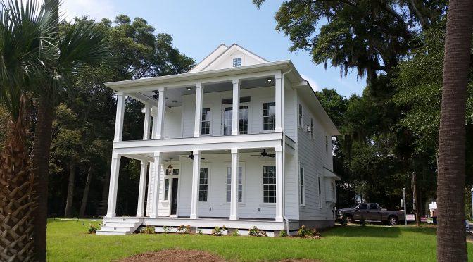 2nd St., Custom Home